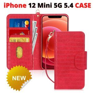 """🌺  NEW 🌺   iPhone 12 Mini 5G 5.4"""" Wallet Case …"""
